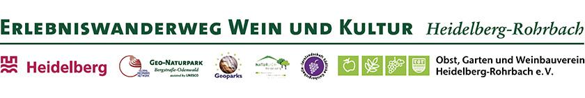 Erlebniswanderweg Wein und Kultur Heidelberg-Rohrbach